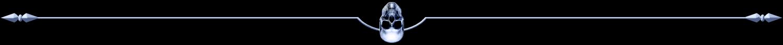 Skull Border - Bottom